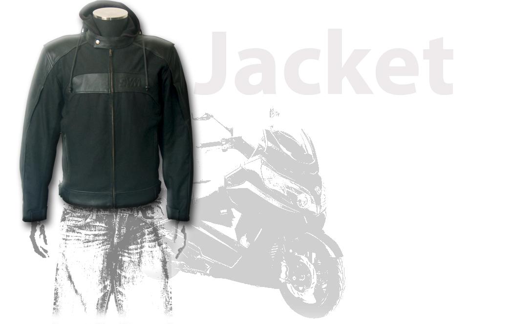 SYM Jacket